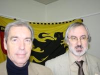 Voorzitter en ex-voorzitter