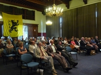 publiek op academische zitting